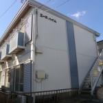 103 バス・トイレ別 2口ガスコンロ設置可 室内洗濯機置場