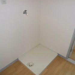 室内洗濯機置場・他の部屋の写真になります。