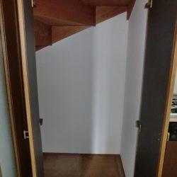 1F階段下収納♪