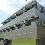 304  オートロック エレベーター 3階最上階 ファミリー物件 オートロック バス・トイレ別 室内洗濯機置場 外観きれいな建物です